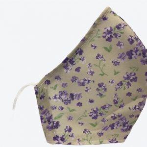 Mascarilla con lilas homologadas hasta 110 lavados sin filtros