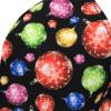 Mascarilla navideña homologada con 110 lavados sin filtros adicionales