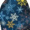 Mascarilla copos de nieve homologada 110 lavados sin filtros