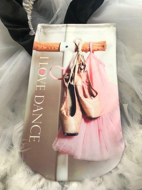 Bolsa transporte zapatillas ballet