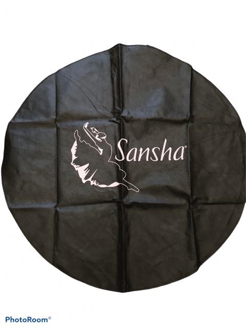Porta tutu Sansha ligero y cómodo con cremallera