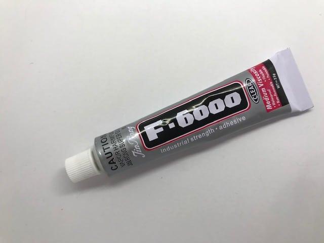 Pegamento F-6000 para maillot