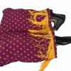 Bolsa para zapatos de flamenca
