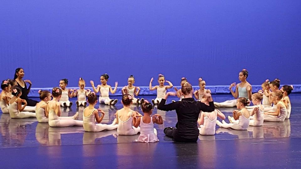 Detalles para tu maestra de baile