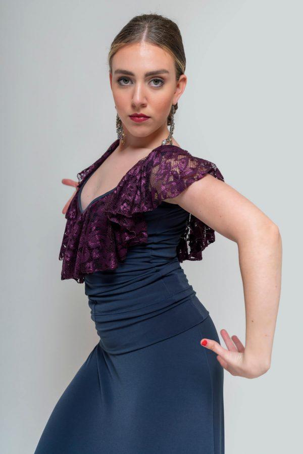 Camiseta flamenca Davedans de la nueva colección flamenco 2021