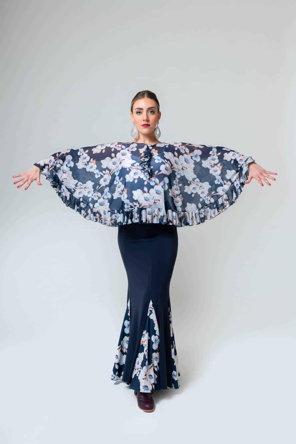 Blusón flamenco 4310