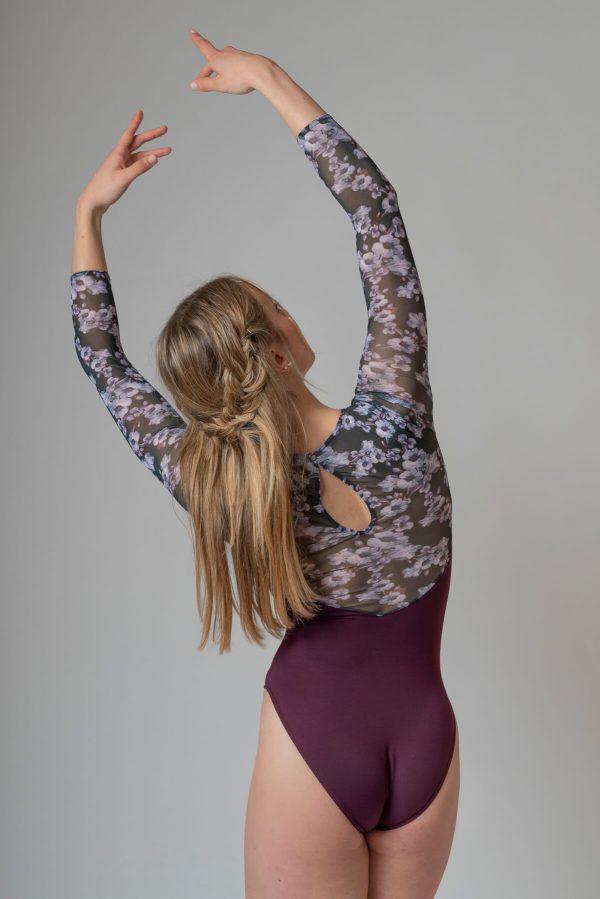 Maillot ballet fantasía 4318