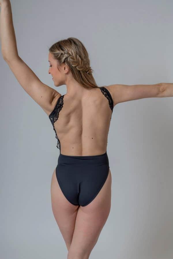 Maillot ballet encaje 4331