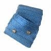 Funda para castañuelas lana