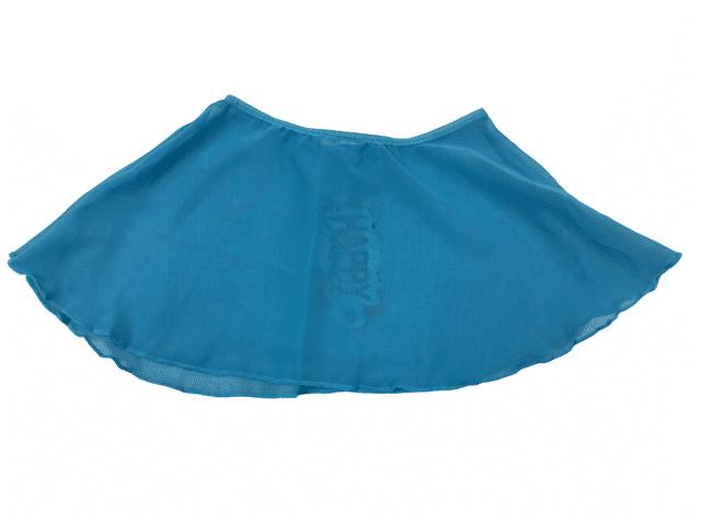 Falda ballet azul niña 1186