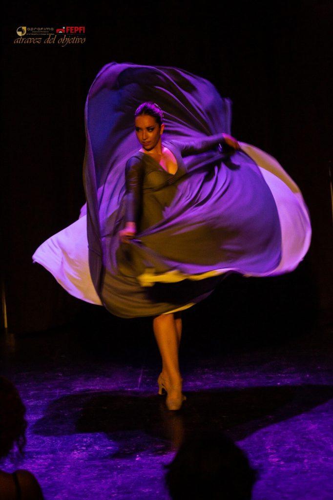 Entrevista a la bailarina Sofía de los Angeles