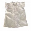 Camisa flamenca para niña
