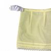 Delantal amarillo para niña huertana