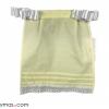 Delantal de huertana amarillo para niña