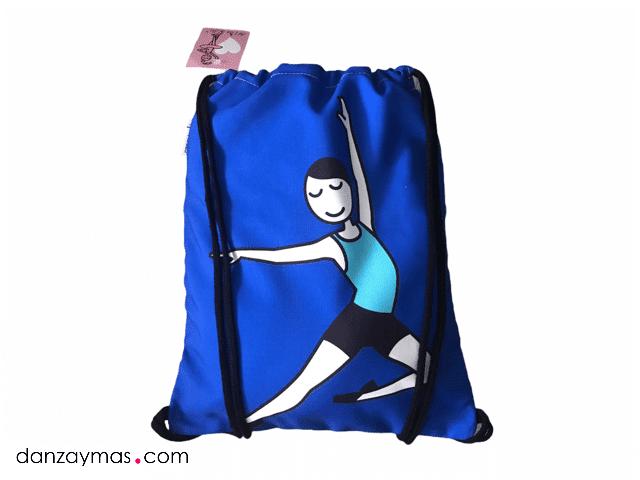 Bolsa de ballet para niño 1310