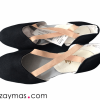 Zapatos de carácter Sansha