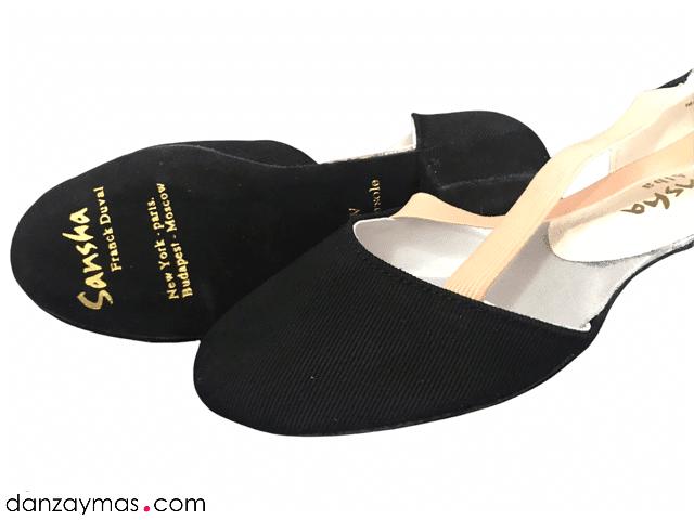 Zapatos de carácter Sansha 1316