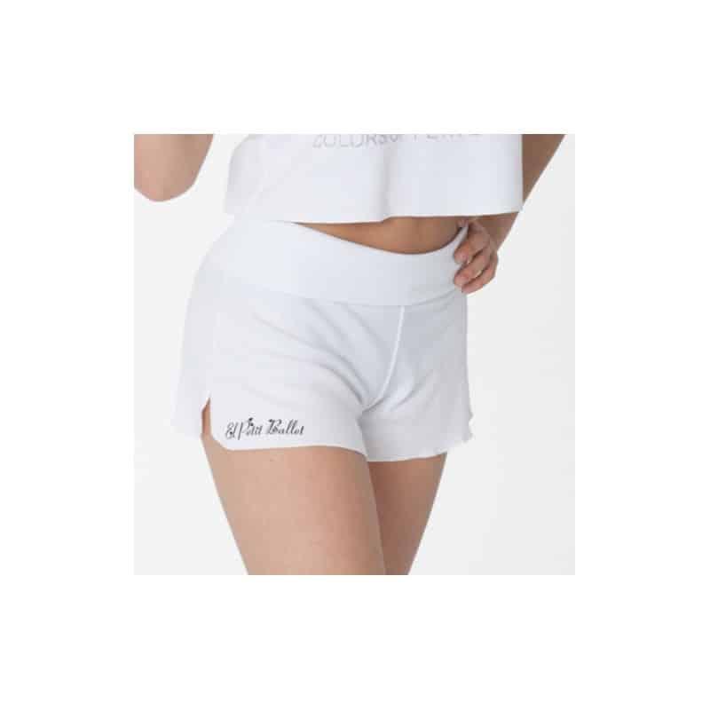 Pantalón corto de danza algodón 1295