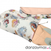 Bolsa para zapatillas de ballet princesas Disney preciosa