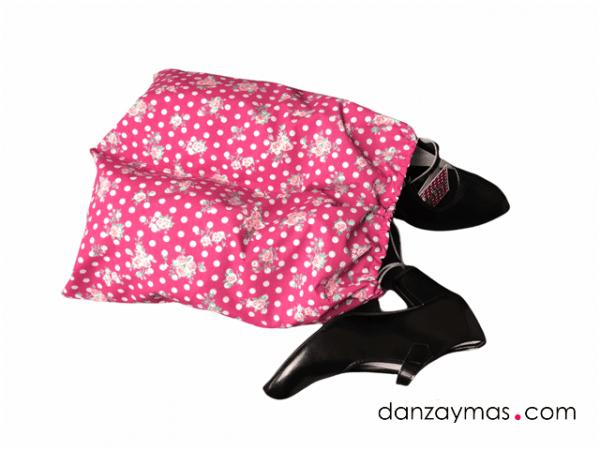 Tus zapatos de flamenca en bolsa